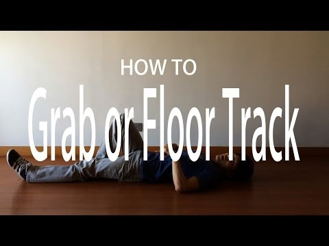 Bboy Tutorial I How To Grab Or Floor Track I video