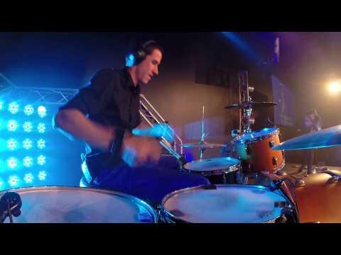 Hillsong - Oceans - Live Cover - Drum Cover - Hillsong UNITED thumbnail