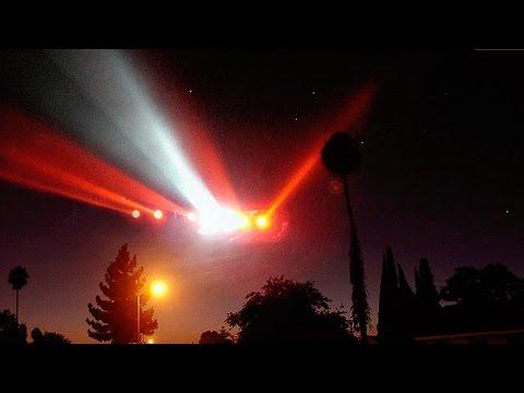 👽 Удивительные НЛО в небе - видео очевидцев 2017 HD (UFO)