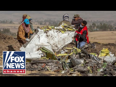 Black box discovered in deadly plane crash in Ethiopia thumbnail