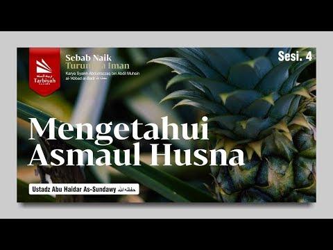 Sebab Sebab Naik Turun Iman | Ustadz Abu Haidar As Sundawy