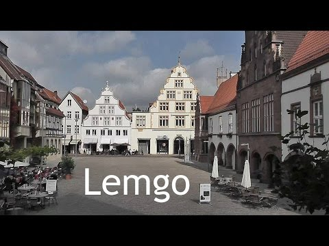 GERMANY: Lemgo city / Junkerhaus [HD]