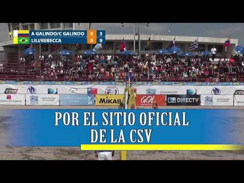 Punta Negra recibe el Sudamericano de Vóley Playa (VÍDEO)