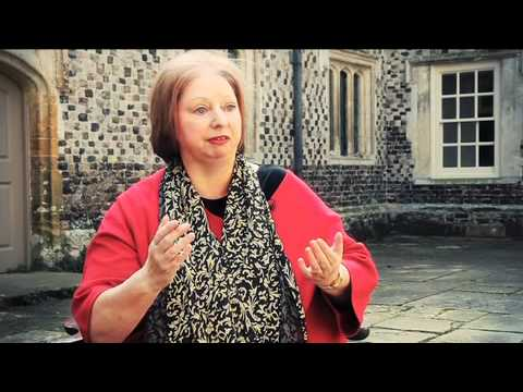 Hilary Mantel talks about the success of Wolf Hall