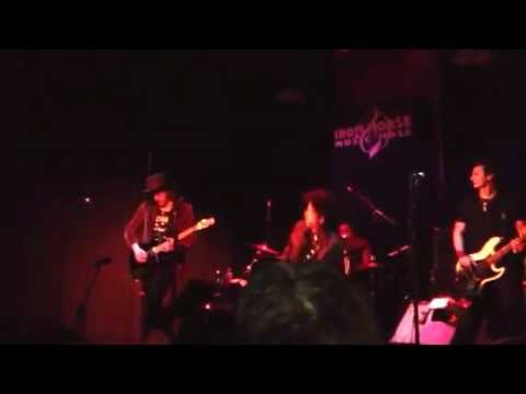 Willie Nile - On The Road To Calvary sung for Tighe Sullivan 03/22/2013