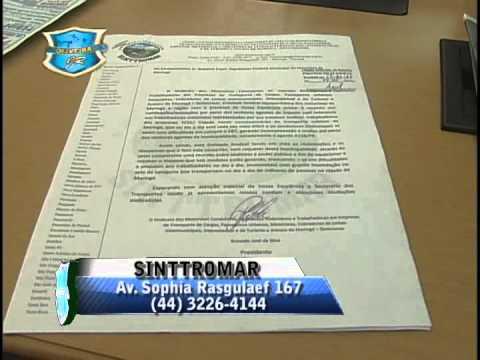 SINTTROMAR  20   11  2014   MULTAS AOS MOTORISTA DE ONIBUS