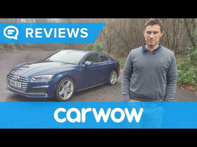 Audi A5 Coupe 2017 review | Mat Watson Reviews - YouTube