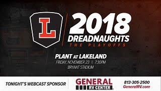 Lakeland Dreadnaught Football