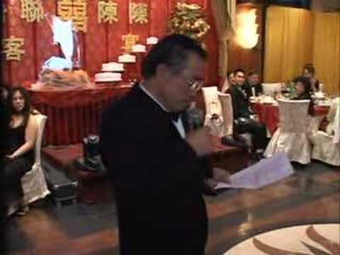 Famous Dr. Chen's Speech