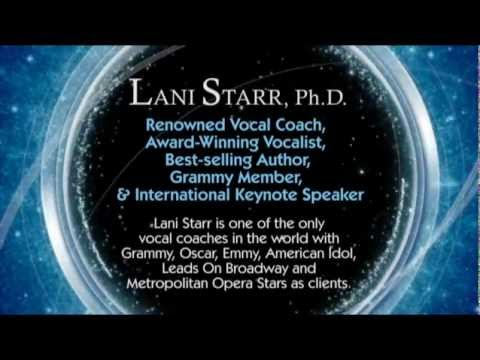 Star Factor, Celebrity Quality Singing With Lani Starr