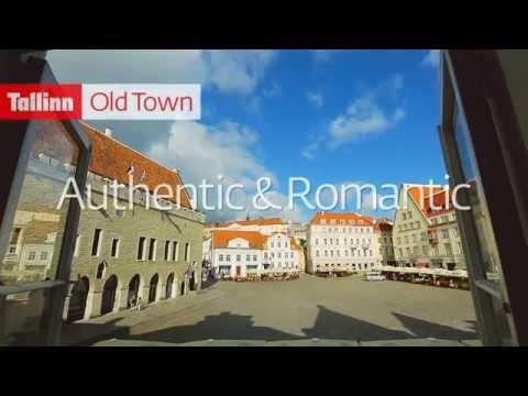 Travel Guide Tallinn, Estonia - Tallinn Old Town - authentic & romantic