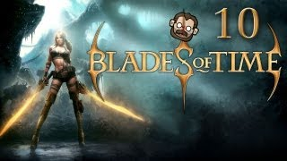 Let's Play Blades of Time #010 - Die Wüste lebt! [deutsch] [720p]