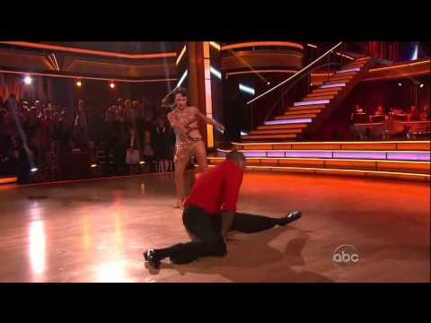 Zendaya Coleman & Val Chmerkovskiy vs Jacoby Jones & Karina Smirnoff-Jive-Week 7