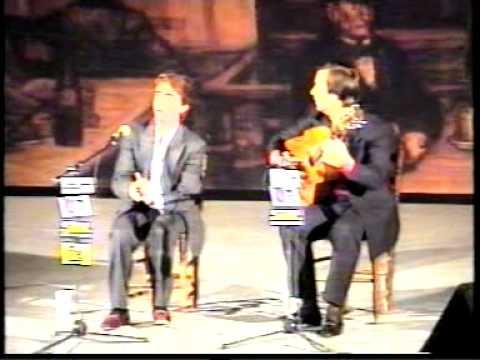 Bulerias Salmonete-Manolo Franco Festival Nacional del Cante de las Minas 1991