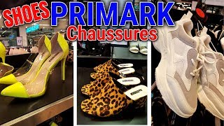 PRIMARK 🔥 CHAUSSURES = SHOES