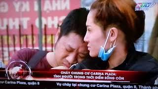 BachKhoa-HSE: SOS (2) Cháy chung cư cao cấp Carina, SG - Những ký ức kinh hoàng từ vụ cháy...