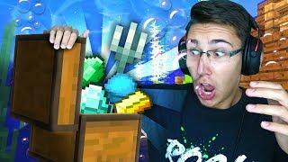 ISTRAZIVANJE DNA OKEANA!! *LIVE* - Minecraft Vodeno Prezivljavanje #3