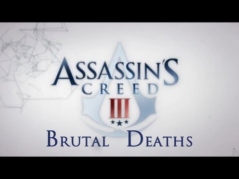 Assassin's Creed 3 BRUTAL DEATHS Teaser