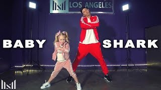 BABY SHARK DANCE ft Everleigh