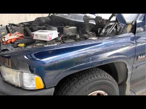 Dodge Cummins-How to Bump the Starter After Fuel Filter Change