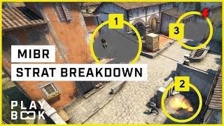 Playbook: How to run MIBR's pistol strat on Inferno