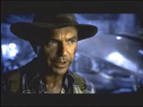 Jurassic Park III - Theatrical Trailer