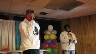 Zel Performing Live 5/6/17