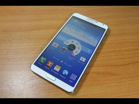 The BEST Note 3 Clone 1:1? Live pictures of HDC Galaxy Note 3 / MTK6589T Quad Core 1.5 Ghz 5.7 Inch