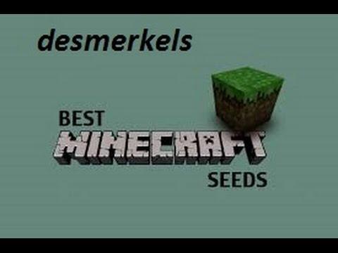 Minecraft сиды часть 59 (1.7.2) Minecraft seeds part 59