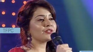 raashi-khanna-singing-telugu-songmemu-saitam-eventmemu-saitham
