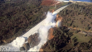 Tallest dam in the USA on the 'brink of collapse'