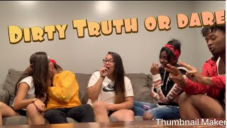 DIRTY TRUTH OR DARE!!