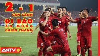 Trực tiếp: Việt Nam thắng Philippines 2 - 1, người dân xuống đường ăn mừng | ANTV