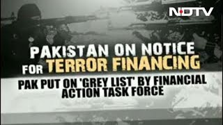 Pak Placed On Terror Financing Watch List As China Withdraws Objection: Sources