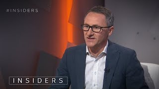 """You don't beat the Conservatives by adopting their policies,"" says Richard Di Natale 