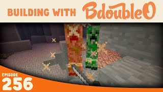 Minecraft :: Life of a Miner :: Building with BdoubleO :: Episode 256