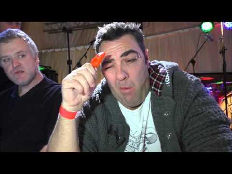 Chilli Eating Contest | Burton Chilli Festival | 2015 'Censored Version'