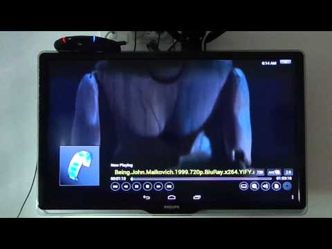 VS ATV 106 Android Set-Top Box - Live streaming XBMC with Navi-X