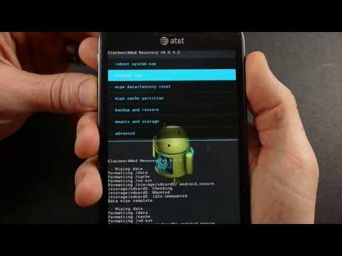 How To: Update AT&T Galaxy Note i717 Android 4.4 KitKat