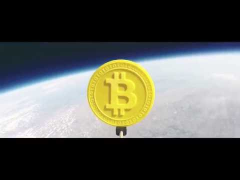 Bitcoin was just sent to space!!!
