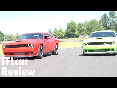 2015 Dodge Challenger Hellcat First Drive Review: The new Muscle Car Standard?