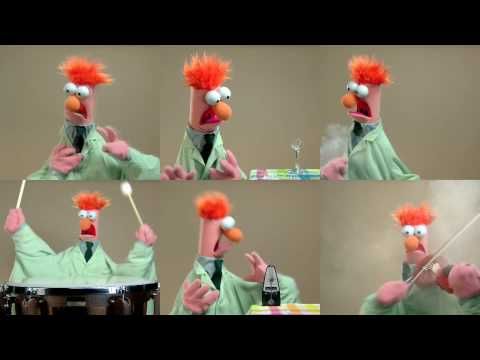 The Muppets: Ode To Joy video