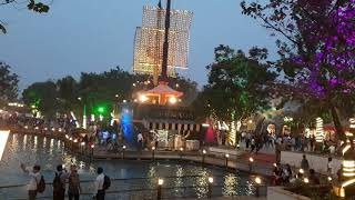 Adlabs Imagica Theme Park INDIA Night View / Awesome Place for fun