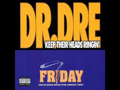 Dr. Dre - Ring Ding Dong (Keep Their Heads Ringin') HD (lyrics)