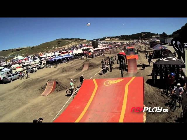 Replay XD Takes On Sea Otter 2012