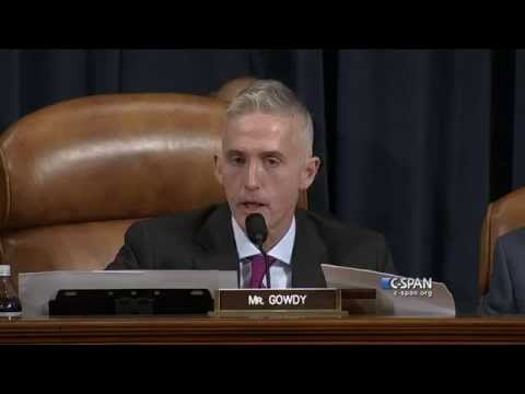 Benghazi Committee Opening Statements (C-SPAN)