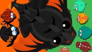THE POWER OF KING DRAGON // MOPE.IO