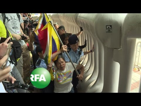 Mass Protests and Seven Arrests in Hong Kong