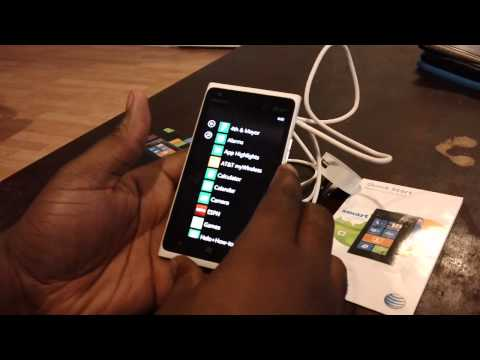 (Video) Hands on with the White Nokia Lumia 900