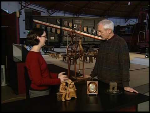 September Episode B&O Railroad Museum TV Network w/ Michael Gross Video